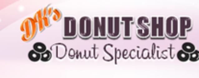 DK Donut Shop